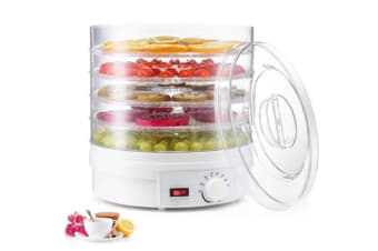 Select Mall Dried Fruit Machine Household Fruit and Vegetable Meat Food Dehydration Dryer Medicinal Material Drying Machine