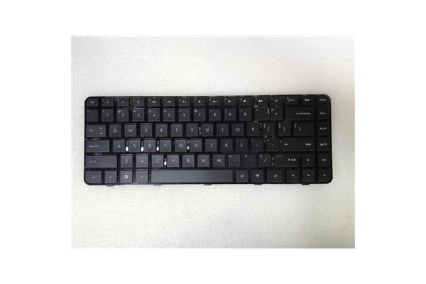 HP OEM Keyboard with Frame& Backlit for Pavilion DM4-1000 DV5-2000 DV5-2100 Series 606883-001 (B)/6