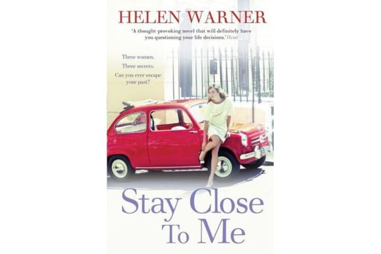 Stay Close to Me - the laugh-out-loud romantic bestseller to help see in the new year