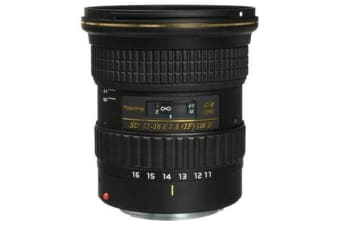 New Tokina AT-X 116 PRO DX-II 11-16mm f/2.8 Lens Canon (FREE DELIVERY + 1 YEAR AU WARRANTY)