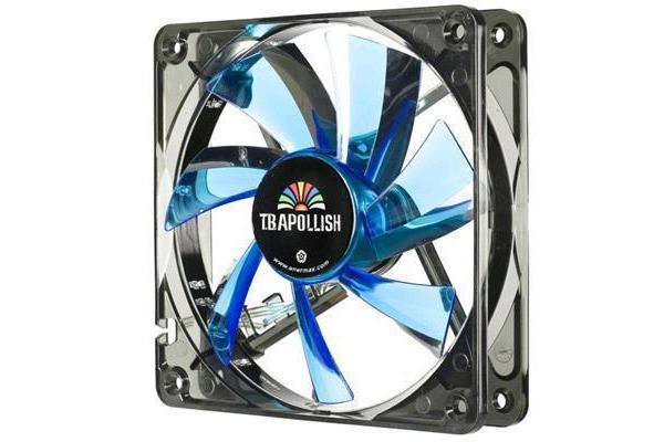 ENERMAX T.B.APOLLISH UCTA12N - BL 12CM 12025 BLUE LED FAN