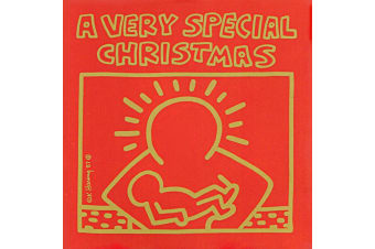 Various ‎– A Very Special Christmas PRE-OWNED CD: DISC EXCELLENT