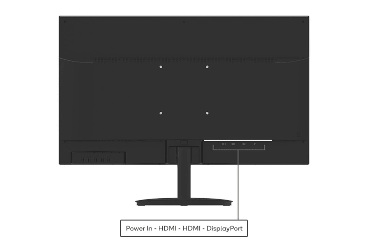 "Kogan 24"" QHD FreeSync 75Hz Monitor (2560 x 1440)"