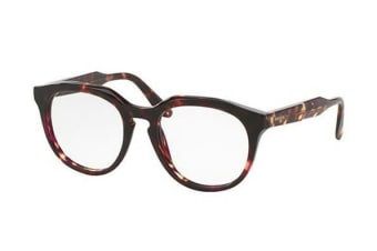 Prada PR13SV UBO1O1 50 Brown Violet Havana Mens Womens Glasses