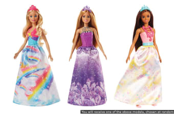 Barbie Fairytale Princess (Assorted)