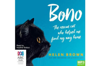 Bono - The Rescue Cat Who Helped Me Find My Way Home