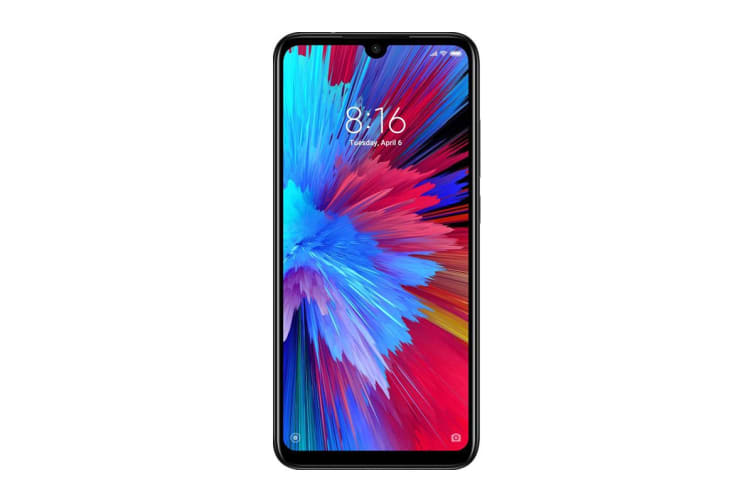 Xiaomi Redmi Note 7 (64GB, Black)