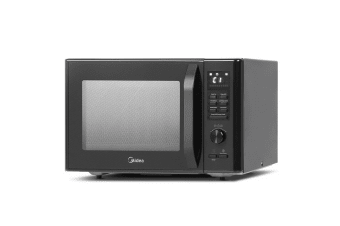 Midea Convection Microwave Oven Grill Racks Countertop Ovens 2300W Black 30L