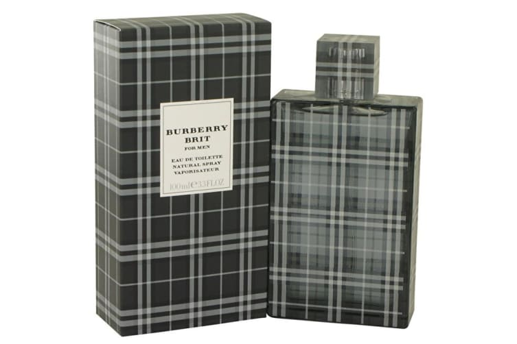 Burberry Burberry Brit Eau De Toilette Spray 100ml/3.4oz