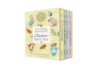 Peter Rabbit Classic Gift Set - Naturally Better