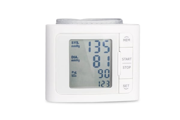 Bella Vita Digital Wrist Blood Pressure Monitor