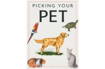 Picking Your Pet