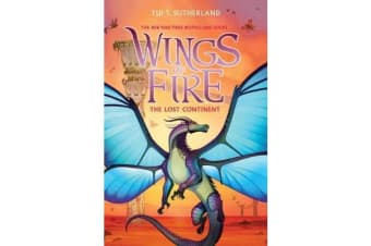 Wings of Fire #11 - The Lost Continent