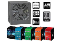 FSP 750W RAIDER 80+ Silver 120mm FAN ATX PSU 5 Years Warranty