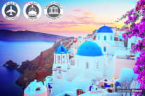 ITALY & GREECE: 20 Day Highlights of Italy and Greece Tour with 7 Night Cruise Including Flights