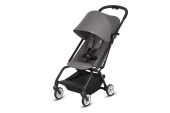 Cybex Eezy S Stroller [Colour: Manhattan Grey]