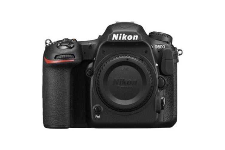 New Nikon D500 20MP Digital SLR Camera Body (FREE DELIVERY + 1 YEAR AU WARRANTY)
