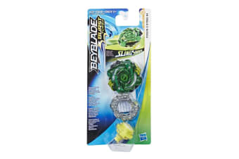Beyblade Burst Turbo Slingshock Single Top - Poison-X Hyrus H4