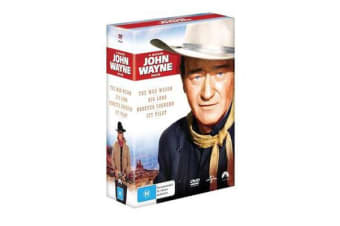John Wayne 4 Movie Pack