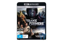 Transformers - The Last Knight 4K Ultra HD UHD