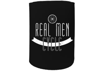 123t Stubby Holder - rltw realmen cycle CYCLING BICYCLE BIKE - Funny Novelty