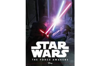 Star Wars The Force Awakens - Illustrated Storybook