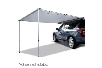 3X3M Car Awning (Grey)