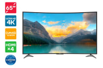 "Kogan 65"" Curved 4K LED TV (Series 9 MU9500)"