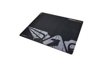 "Armaggeddon Aegis Type MouseMat 17"" Stinger Heavy Pile 5mm"
