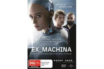 Ex Machina DVD Region 4
