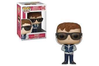 Baby Driver Baby (with chase) Pop! Vinyl