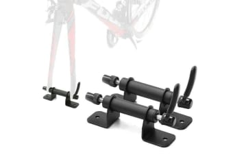 Bicycle Bike Quick Release Carrier Fork Mount Type Rack For Car Truck Ute Pack of 2