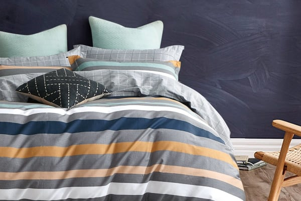 Gioia Casa Max Quilt Cover Set (King)