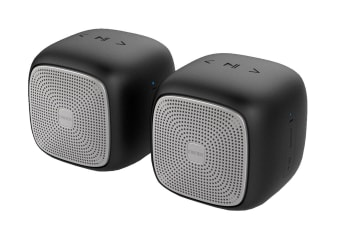 Edifier MP202 DUO 2.0 Bluetooth Portable Speaker - Black (SPE-MP202DUO-BK)