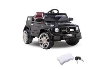 Kids Ride On Safari Car (Black)