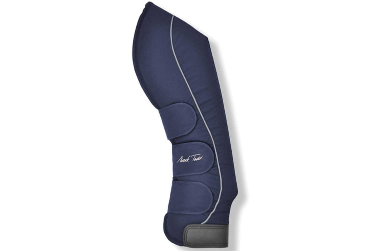 Mark Todd Travel Boots With Tail Guard (Pack Of 4) (Navy) (Full)