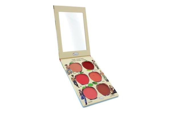 TheBalm How Bout Them Apples Cheek And Lip Cream Palette (20g/0.7oz)