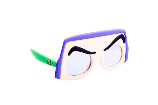 Lil Characters Buzz Lightyear Sun-Staches - Dress Up Sunglasses