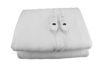 King Size - Electric Blanket Washable Fitted Polyester Controller Led Display Digilex