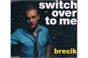 Brecik ‎– Switch Over To Me PRE-OWNED CD: DISC LIKE NEW
