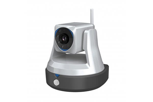 Swann SwannCloud HD Pan and Tilt Wi-Fi Security Camera with Smart Alerts (SWADS-446CAM)