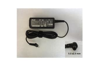 ASUS OEM Notebook Power Adapter/Charger 19V 2.37A 45W (5.5x2.5mm) / 12 Months Warranty