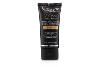 Bellapierre Cosmetics Derma Renew BB Cream SPF 15 - # Dark 40ml/1.5oz
