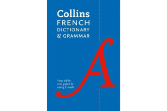 Collins French Dictionary and Grammar - 120,000 Translations Plus Grammar Tips