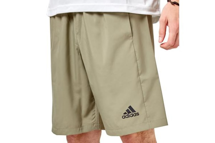 Adidas Men's Designed-2-Move Woven Shorts (Trace cargo, Size L)