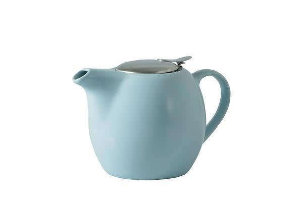 Avanti Camelia Ceramic Teapot 500ml Duck Egg Blue