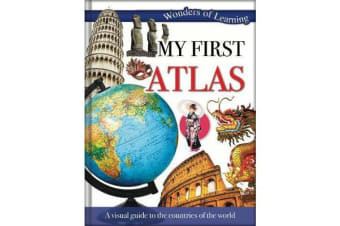 Wonders of Learning: My First Atlas - Reference Omnibus