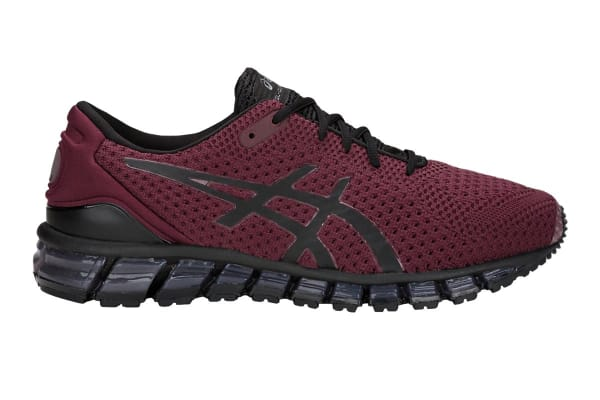 ASICS Men's Gel-Quantum 360 KNIT 2 Running Shoe (Port Royal/Black, Size 12.5)