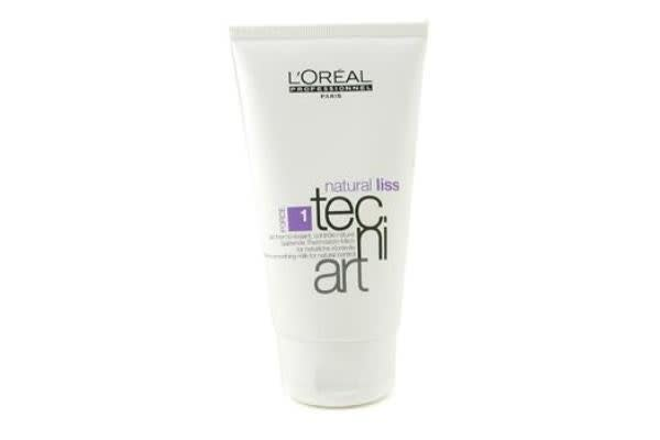 L'Oreal Professionnel Tecni.Art Natural Liss Thermo Smoothing Milk (Force 1) (150ml/5oz)