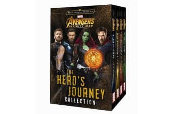 Avengers Infinity War - The Hero's Journey Collection